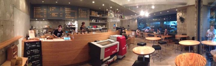 Fab Cafe Tokyo in Shibuya